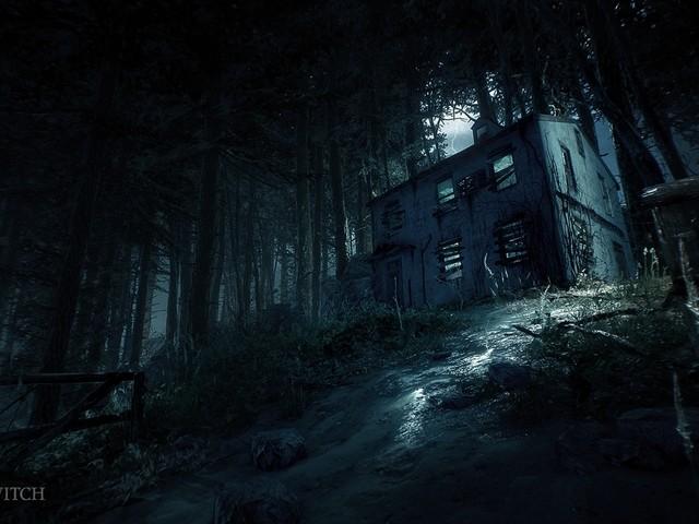 Blair Witch, il gioco horror in prima persona si mostra in un lungo video gameplay