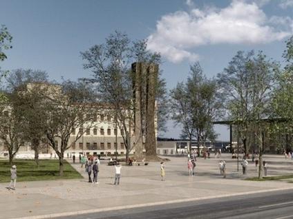 Restyling di piazzale Alpini A marzo parte il cantiere