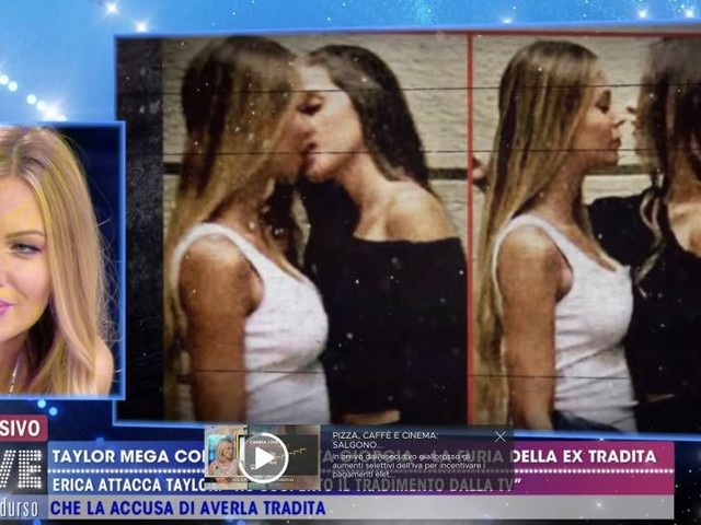 Aria di crisi tra Taylor Mega e Giorgia Caldarulo? Gli indizi