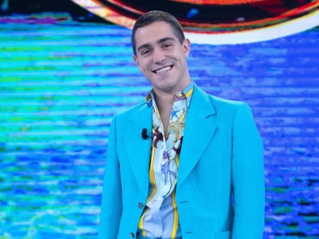 "Tommaso Zorzi conduce ""Il punto Z"" su Mediaset Play"