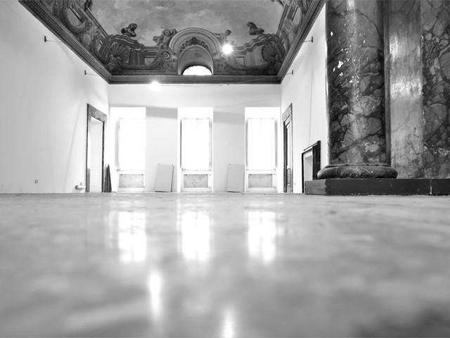 Nuova sede per Contemporary Cluster di Giacomo Guidi. A Roma, in un Palazzo del 1600