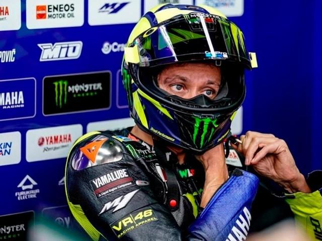 """Phillip Island, Valentino Rossi in leggera ripresa: """"Meglio, ma non basta"""""""