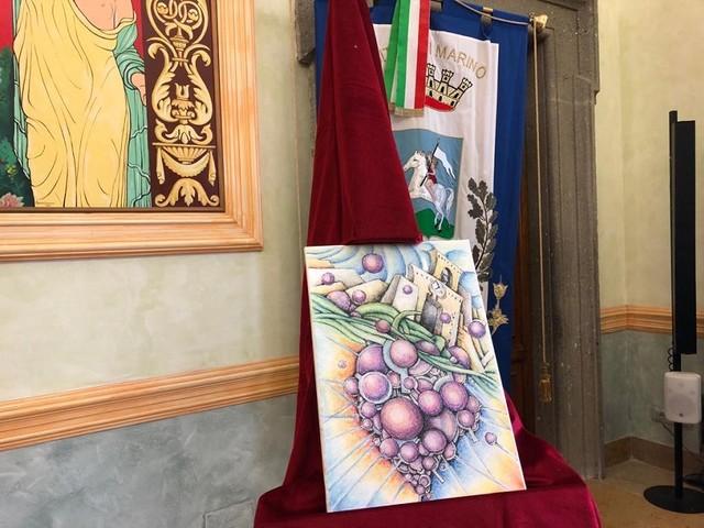 Al via la 94^ edizione della sagra dell'uva di Marino dal 5 all'8 ottobre 2018.