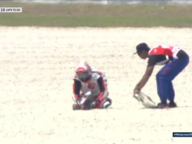 Moto2, GP Malesia: gli highlights della gara