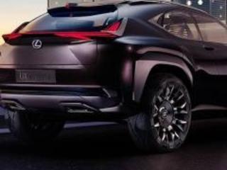 Lexus UX: arriva la C-HR premium