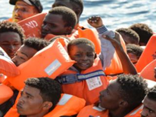 Dicastero per il servizio dello sviluppo umano integrale - In difesa dei minori migranti