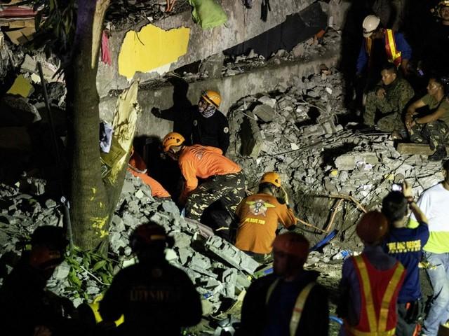 Filippine: 15 morti per sisma nel nord del Paese