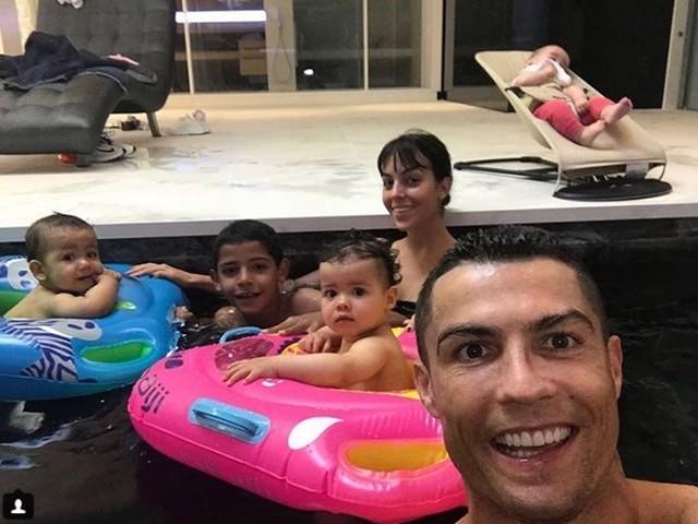 Cristiano Ronaldo: figli e moglie, chi sono i familiari del calciatore