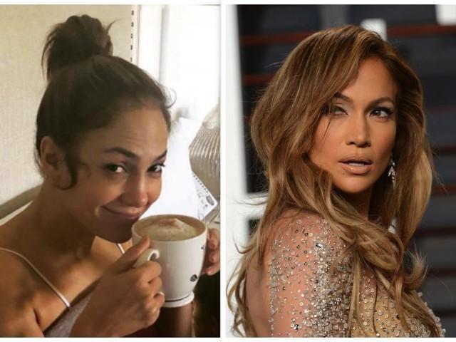Jennifer Lopez statuaria in Valentino  il fisico mozzafiato a 49 ... fe4b449940b