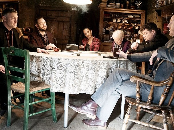 Eat Local – A cena coi vampiri, di Jason Flemyng