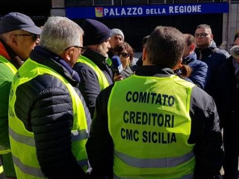 Cmc, si apre uno spiraglio per le imprese siciliane: trovati i fondi, ma serve ok da Roma