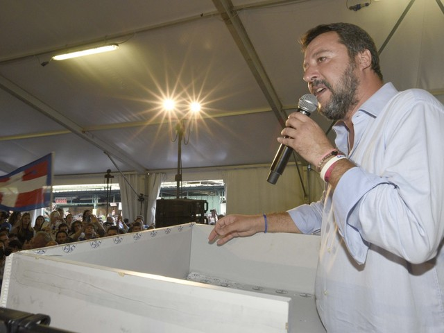 Referendum sul maggioritario, arriva il sì anche del Piemonte. Salvini esulta