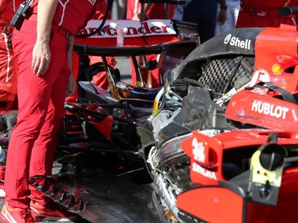 F1   Ferrari: non c'era tempo per sostituire la candela