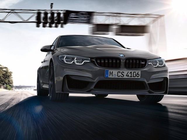 BMW M3 CS - Al Ring in 7 minuti e 38 secondi