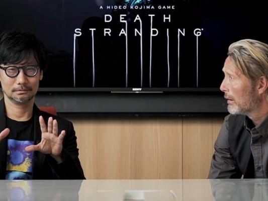 Death Stranding, Hideo Kojima e Mads Mikkelsen parlano di Cliff in video - Video - PS4