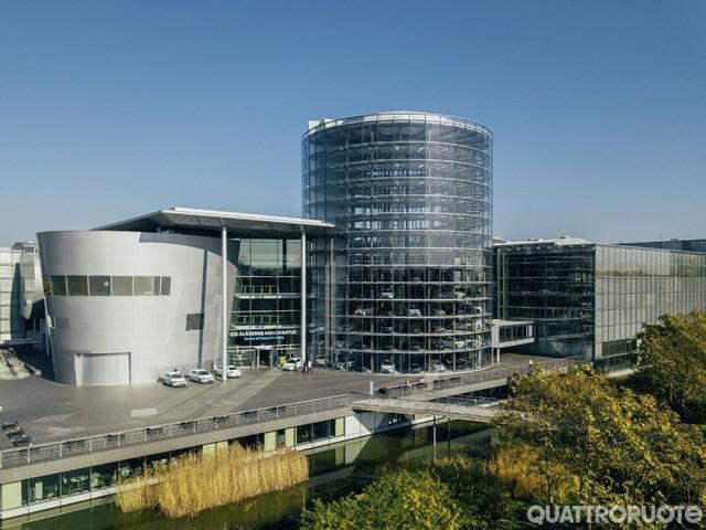 Volkswagen - La produzione della ID.3 passa anche da Dresda
