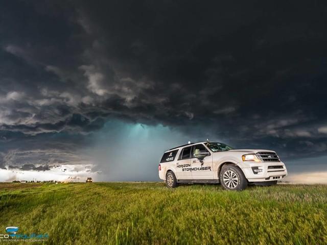 3Bmeteo e Horizon Stormchaser: la spettacolare caccia ai tornado 2017
