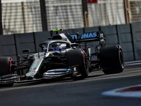Gp Abu Dhabi, Bottas sfreccia nelle seconde libere davanti a Hamilton, Vettel e Leclerc