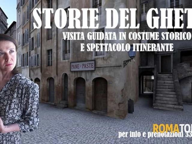 """""""Storie del ghetto e non solo..."""" replica"""