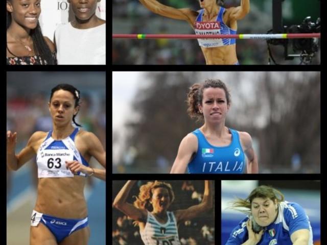 Ecco i primati italiani FEMMINILI INDOOR di maggior valore nelle classifiche Mondiali All Time – di Giuseppe Baguzzi