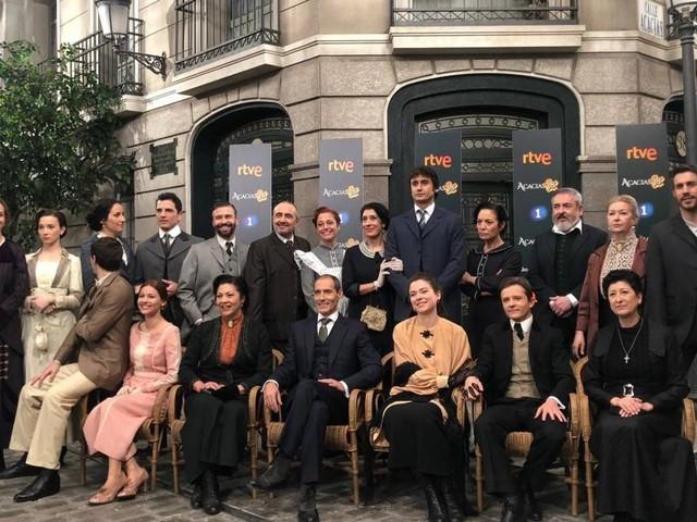 Una Vita, anticipazioni spagnole 2-5 dicembre: Felipe rinnova il suo amore per Marcia