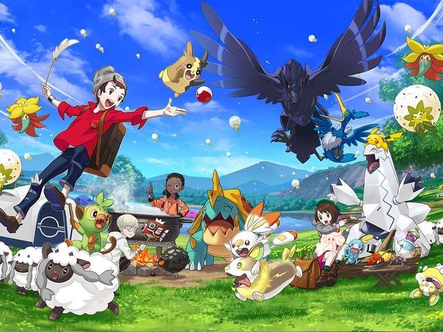 Pokémon Spada e Scudo: è polemica a causa del riutilizzo di asset