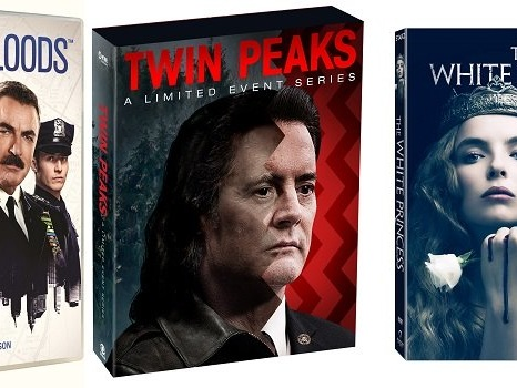 Serie tv in DVD per Universal Pictures in uscita a marzo 2018: da Twin Peaks a Blue Bloods