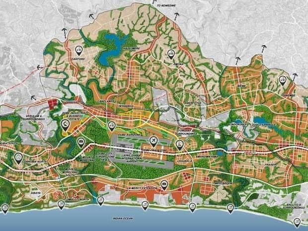 New smart city for KwaZulu Natal: DTI