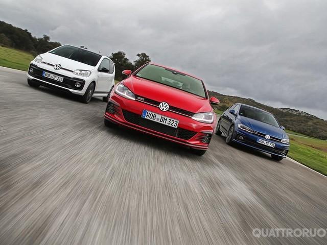 Volkswagen GTI - Meglio up!, Polo o Golf?