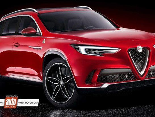 Alfa Romeo Castello, arriva il nuovo SUV?