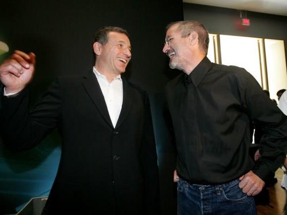 Disney e Apple: se Steve Jobs fosse vivo saremmo una cosa sola