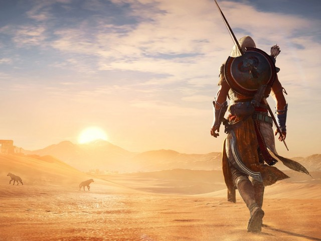Nuovi video di Assassin's Creed: Origins dalla Gamescom