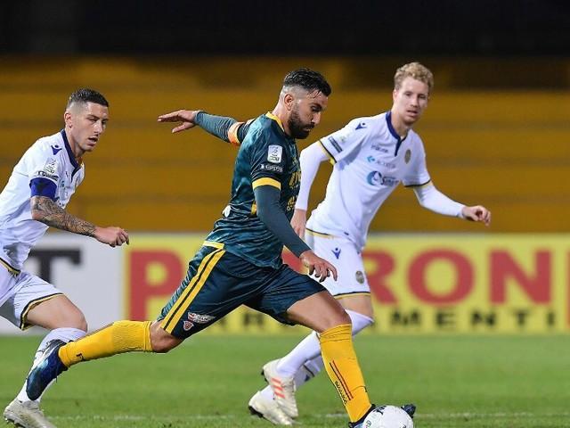 Diretta Verona Benevento/ Streaming video DAZN: ecco il big match! (Serie B)