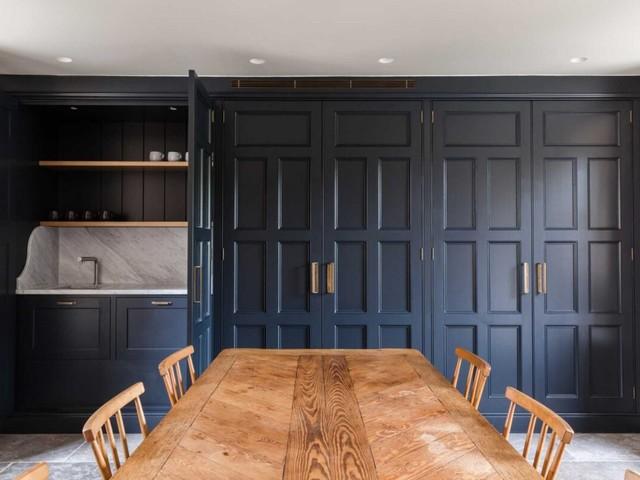 Mobili cucina a scomparsa: progetti ideali per spazi piccoli
