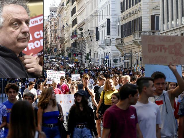 Paolo Cento: «La rivoluzione ecologica non è un pranzo di gala»
