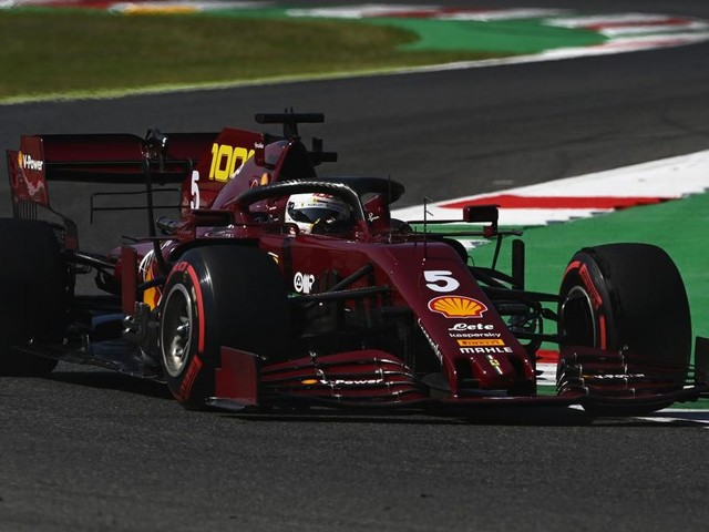 La prima gara di Formula 1 al circuito del Mugello condizionata da sospensioni e ritiri