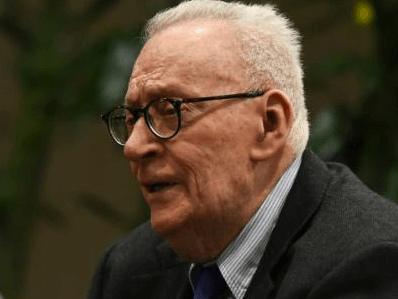 Morto il giornalista Giampaolo Pansa: aveva 84 anni