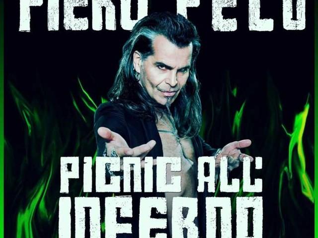 Piero Pelù – Picnic all'inferno: audio e testo del comeback