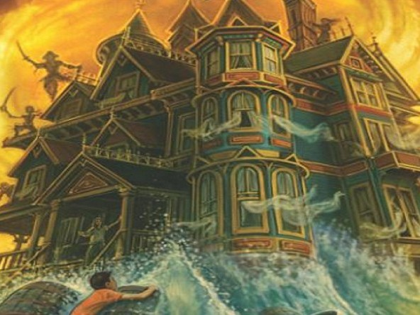 La Casa dei Segreti, Chris Columbus svilupperà la serie live-action per Disney+