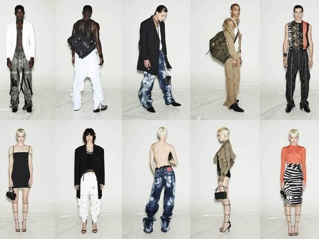 DSquared2 a Milano Moda con il punk sartoriale