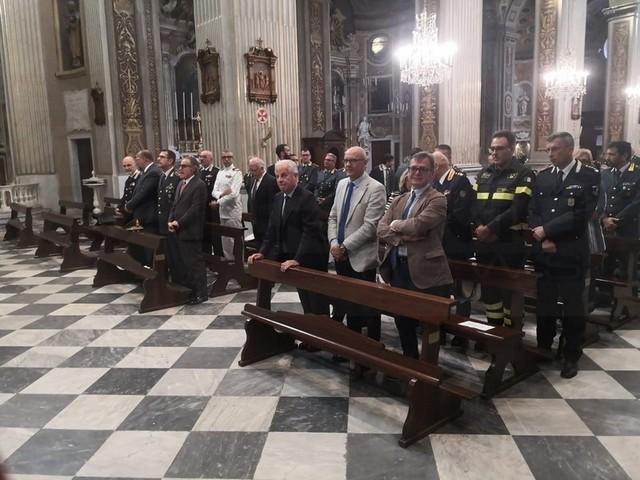 Imperia: oggi ad Oneglia le celebrazioni per San Matteo il Santo Patrono della Guardia di Finanza (Foto)