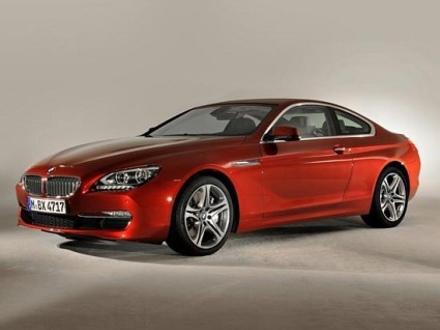 La nuova BMW Serie 6 Coupé.