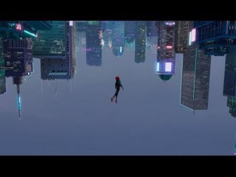 Spider-Man: Un Nuovo Universo – Il trailer italiano