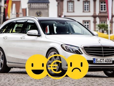 Promozione Mercedes Classe C SW, perché conviene e perché no