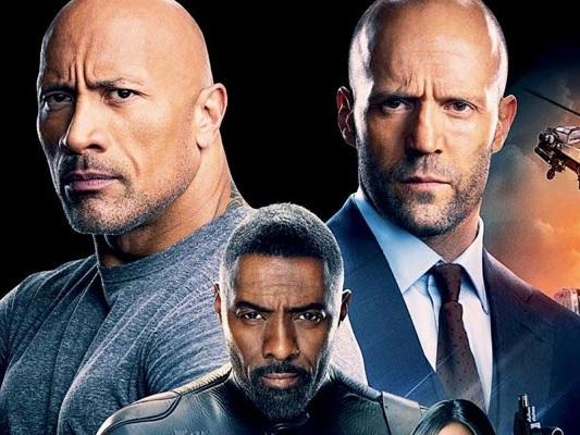 Box Office Italia: esordio al primo posto per Fast & Furious – Hobbs & Shaw
