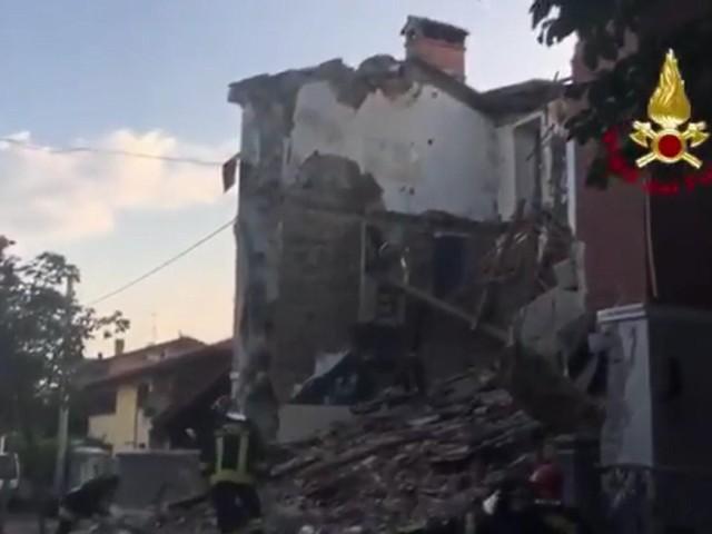 Gorizia, crollo palazzina nella notte: paurosa esplosione, 2 morti – VIDEO