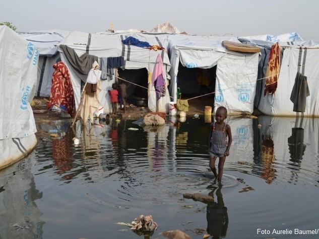 Speranze di pace per il Sud Sudan, ma il Paese è colpito da inondazioni causate dal cambiamento climatico