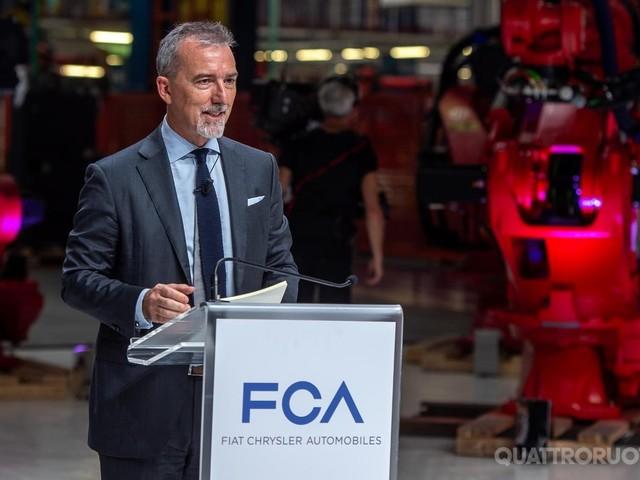 Gruppo FCA - A Mirafiori nasce la nuova linea per la Fiat 500 elettrica
