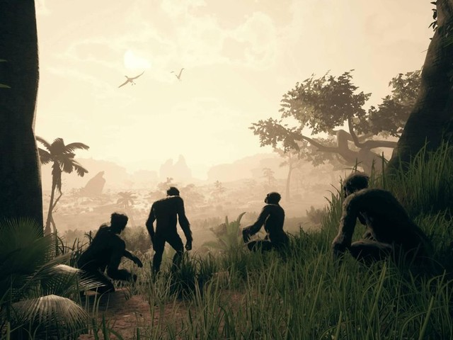 Ancestors: The Humankind Odyssey disponibile da oggi su PS4 ed Xbox One