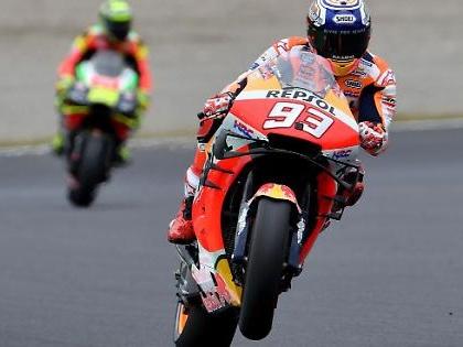 MotoGP, ancora pole per Marquez a Motegi, dietro di lui Morbidelli e Quartararo. Male Dovizioso e Rossi